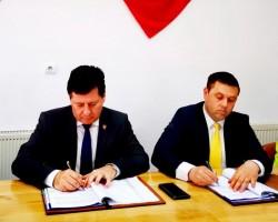 """Iustin Cionca: ,,Am semnat contractul pentru modernizarea drumului Gurahonț-Dieci-Buteni"""""""