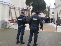 """Măsurile de ordine și siguranță publică pe timpul desfășurării  manifestărilor religioase, prilejuite de sărbătoarea ,,Floriilor"""""""
