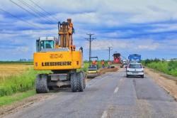 Drumul județean Grăniceri – Pilu intră în reabilitare