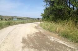 Drumul juedeţean Dieci-Dezna se modernizează din fonduri proprii ale Consiliului Judeţean Arad