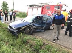 Inconştienţa unui bărbat de 73 de ani, băut la volan, este cauza accidentului cu victime de pe drumul dintre Frumușeni și Fântânele
