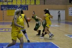"""Înfrângere și pe teren propriu, """"galben-albastrele"""" joacă finala mică: FCC ICIM Arad – Sepsi Sf. Gheorghe 46-83"""