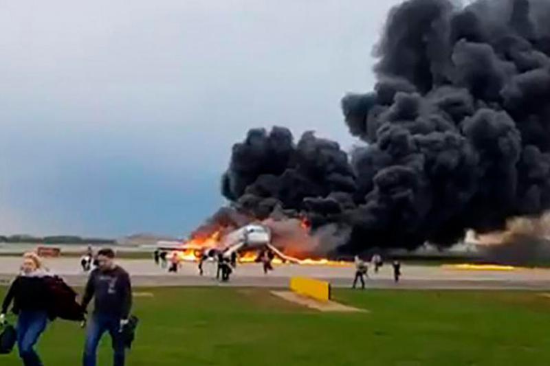 Numărul persoanelor decedate în urma tragediei aviatice de la Moscova a crescut la 41