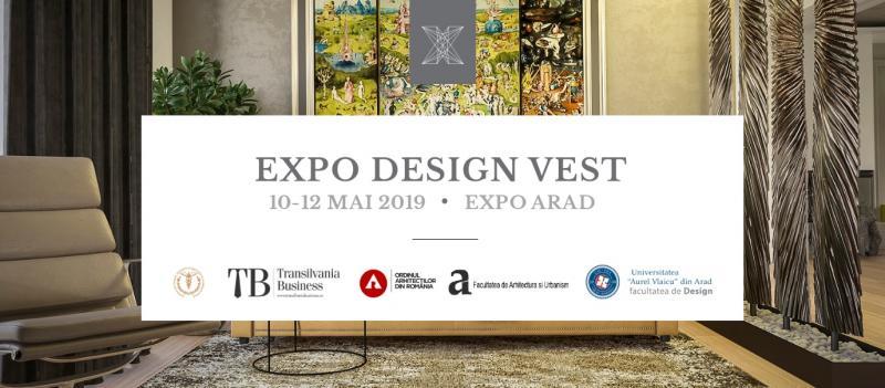 Expo Design Vest - Cel mai mare eveniment de design interior din vestul țării are loc la Expo Arad