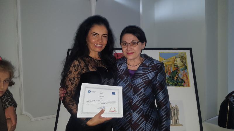 """Grădinița """"Bambi"""" din Arad a câștigat Locul 1 la Concursul Național """"Recunoștință Făuritorilor Marii Uniri"""""""