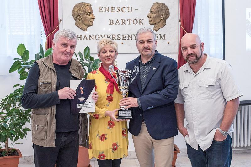Trofeul Fotoclubul Anului 2019 a ajuns la Arad