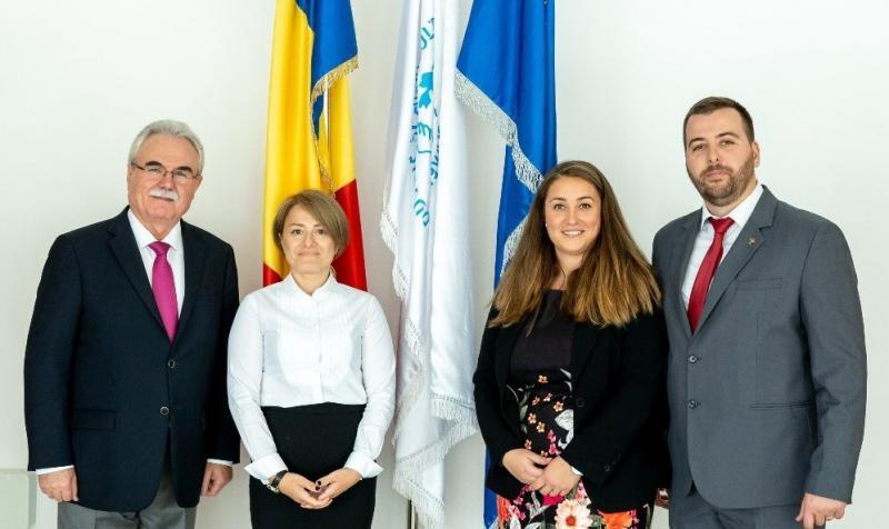 """Camera de Comerț, Industrie și Agricultură Arad lansează proiectul """"Cooperare transfrontalieră eficientă cu scopul creșterii ocupării forței de muncă în județele Arad și Békés"""""""