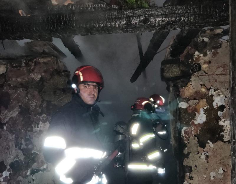 Un bărbat din Șiria a murit ars de VIU !