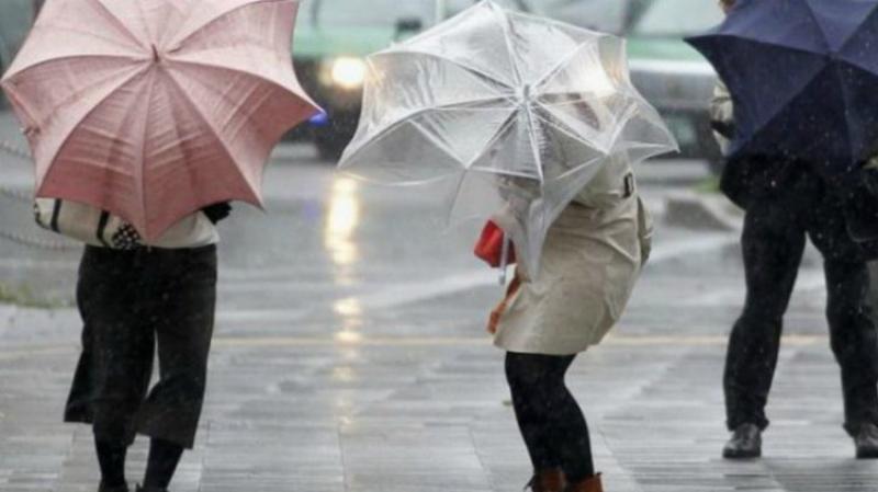 Alertă ANM: Cod portocaliu de vreme severă imediată în județul Arad - Ploi torențiale ce vor depași 40 l/mp