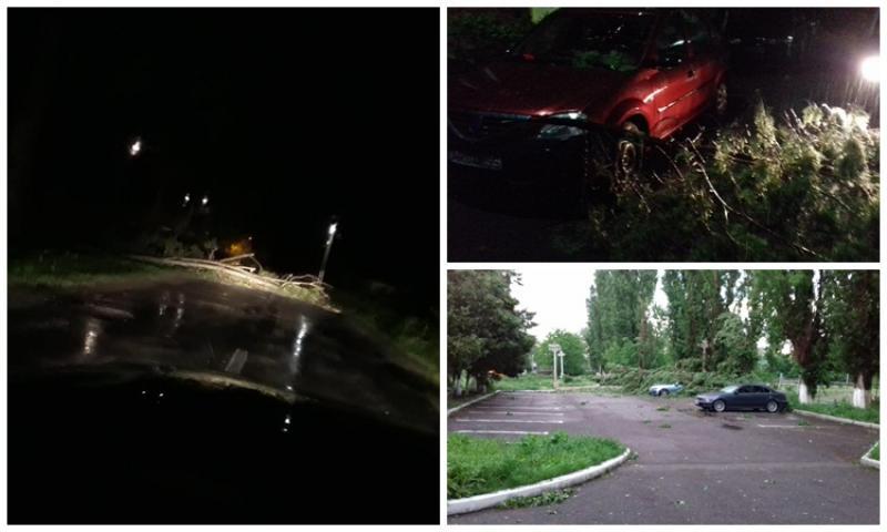 22 de apeluri la dispeceratul ISU în urma furtunii de duminică noaptea