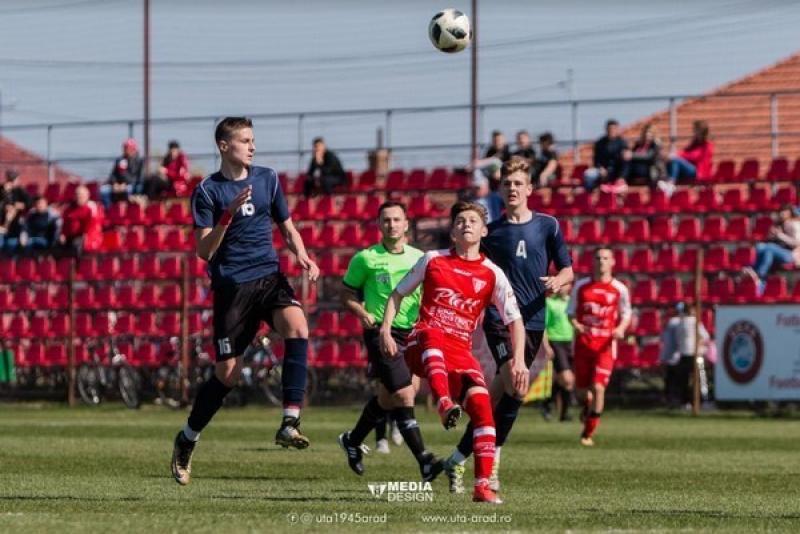 Primul gol pentru Oroian în Liga a II-a, dar arădenii se întorc fără punct de la Pitești: FC Argeș - UTA 2-1