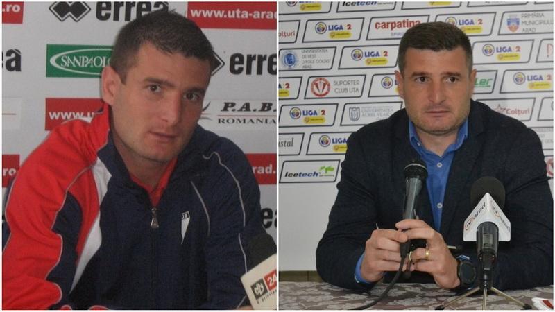 """Laszlo Balint revine la Arad după 12 ani și va antrena echipa roș-albă în sezonul viitor! """"UTA ocupă un loc special în inima mea"""""""