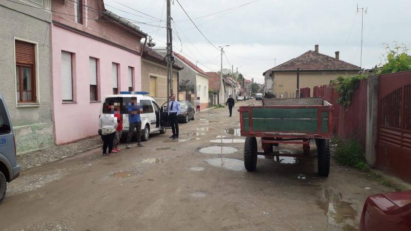 Poliția Locală a dat amenzi pentru gunoaiele aruncate la întâmplare