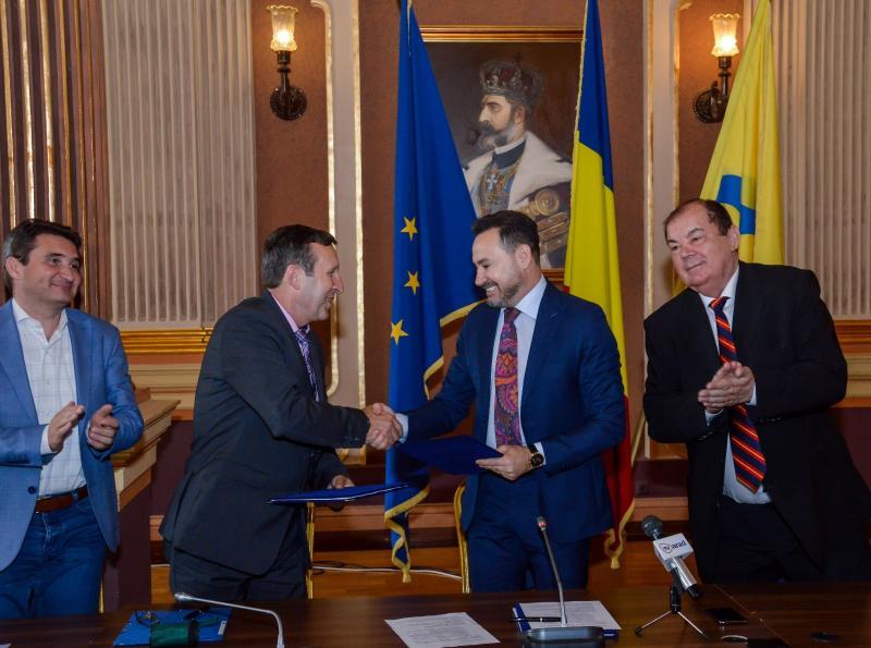 Este oficial! Până în 2023, 28 de tramvaie de ultimă generaţie vor circula în Arad