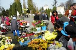 VEZI lista amplasamentelor în care este permis comerțul ambulant cu flori, în Duminica Tomii