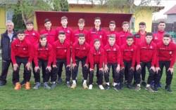Viitorul Arad s-a calificat în Etapa Semifinală a Ligii Elitelor U15!
