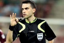 Încă o semifinală europeană pentru Hațegan: arădeanul arbitrează Chelsea - Eintracht Frankfurt