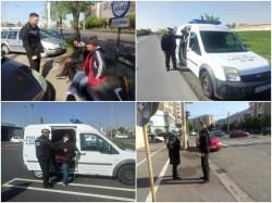 Eradicarea cerşetoriei, o prioritate pentru poliţiştii locali arădeni