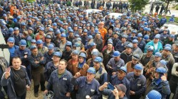 Grevă spontană la Astra Rail – muncitorii vor salarii mărite