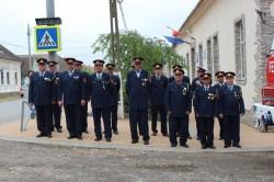 140 de ani de la înființarea Formației Civile de Pompieri Voluntari în comuna Zăbrani