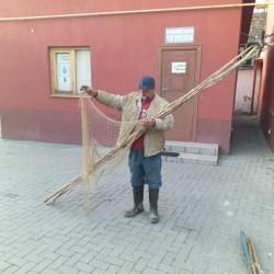Jandarmii au prins un bărbat din Pecica în timp ce pescuia cu unelte interzise