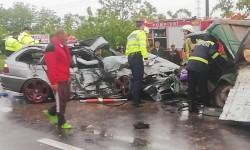 GROAZNIC! Accident cu 5 victime pe DN 1, în Tileagd! O persoană a decedat!