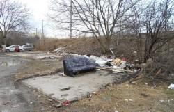 Noi amenzi pentru deşeuri depozitate în locuri nepermise