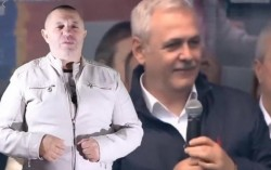 """Îţi imaginezi un miting PSD unde Fifor, Căprar, Tripa şi Todor joacă pe maneaua PSD dansând şi strigând: """"Noi suntem aşii puterii şi vrem binele ţării"""""""