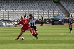Seria nefastă continuă pentru arădeni: Universitatea Cluj - UTA 3-0