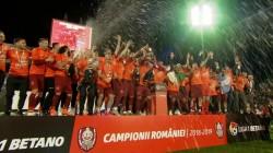 Țucudean, la al patrulea titlu de campion! CFR Cluj a cucerit din nou Liga I