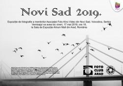 Vernisaj Novi Sad la Atrium Mall cu Asociația Foto Club Arad