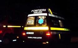 Victimă încarcerată în urma unui accident între Pecica și Semlac