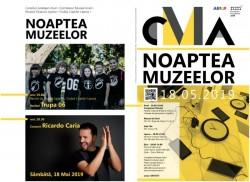 Noaptea Muzeelor din Arad, Lipova, Șiria. Vezi programul evenimentelor