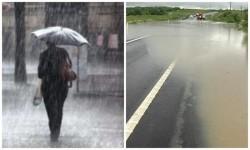 Avertizare METEO! Aradul şi alte 5 judeţe sub Cod Galben de ploi şi inundaţii