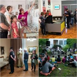 Pentru prima dată în 126 de ani, muzeul arădean a primit un număr record de vizitatori într-o singură seară: 4500 de arădeni și turiști la NOAPTEA MUZEELOR