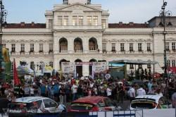 Raliul Aradului 2019 începe joi! 66 de echipaje înscrise !