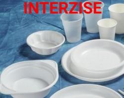 Farfuriile și tacâmurile de unică folosință din plastic vor fi INTERZISE