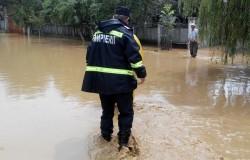 Aradul sub COD GALBEN de inundaţii!