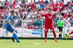 """Arădenii au fost pe teren doar o repriză, """"lupii"""" încă speră la Liga I: UTA – Petrolul 2-4"""