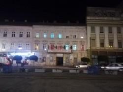 Cortina trasă la sediul PSD Arad