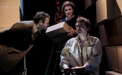 Spectacol arădean – prezent pe scena Festivalului Internațional de Teatru Scurt de la Oradea