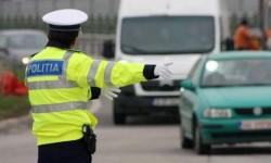 Peste 400 de amenzi au fost aplicate de polițiștii rutieri în ultimele trei zile