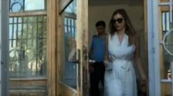 Primele imagini cu iubita lui Dragnea, Irina Tănase, în vizită la închisoare