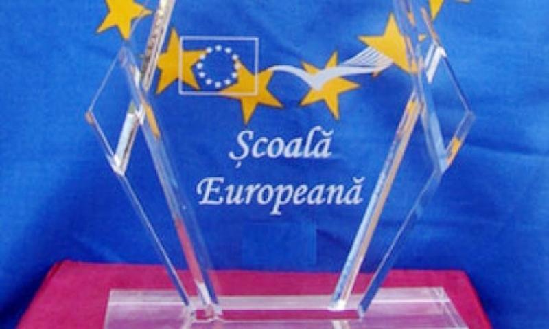 Colegiul Tehnologic de Industrie Alimentară și Liceul Național de Informatică Arad au primit titlul de Școală Europeană