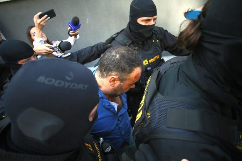 Lepa Ionel, ucigașul polițistului din Timiș a fost externat din spital. Ce se întâmplă cu el
