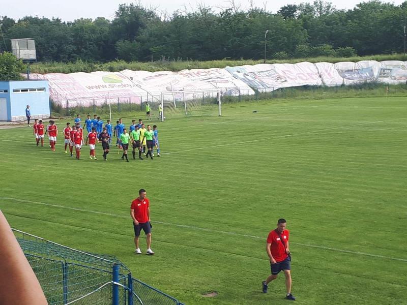 Viitorul începe cu stângul turneul semifinal al Ligii Elitelor U15: elevii lui Dinu Maghici au cedat cu 0-4 în fața gazdelor de la CSU Craiova