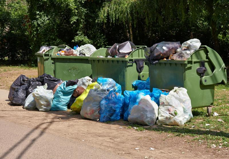 """Sistemul integrat de gestionare a deșeurilor Arad (ADI SIGD) """"Nu este in aer"""""""