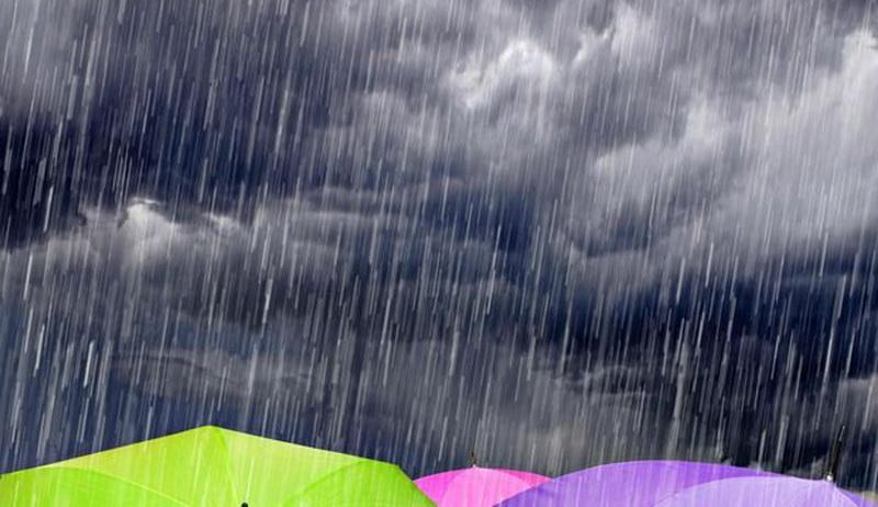 Aradul şi alte 39 de judeţe sub cod GALBEN de ploi torențiale și vijelii
