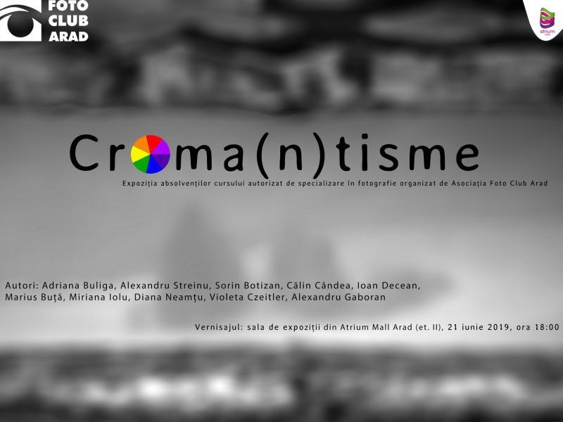 """Asociația Foto Club Arad deschide salonul de fotografie """"CROMA(N)TISME"""""""