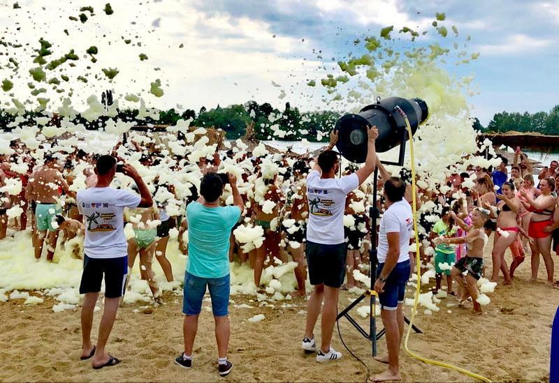 Start la sezonul estival pe Litoralul Arădean – Ghioroc Summer Fest!